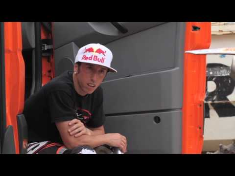 A Day in the Life of Antonio Cairoli