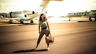 Private Jet to Vegas - Ultimate Luxury - Challenger 300