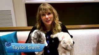 Taylor Swift wishes Ellen Happy 60th Birthday