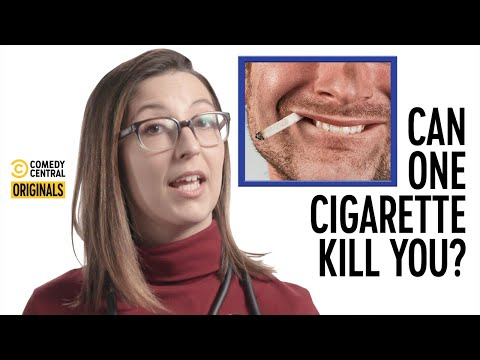 Can One Cigarette Kill You? - Your Worst Fears Confirmed