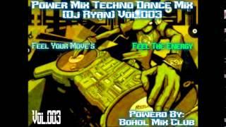 POWER MIX TECHNO DANCE REMIX BUDOTS NONSTOP V,3