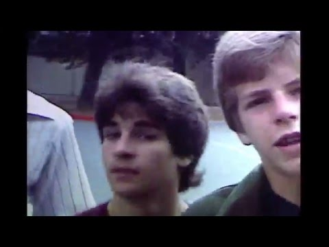 More Random Palo Alto High School Footage 1985