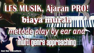 Kursus Les Gitar, Piano Keyboard, Bass, Drum Jakarta - Metode Belajar Terbaik, Biaya Murah