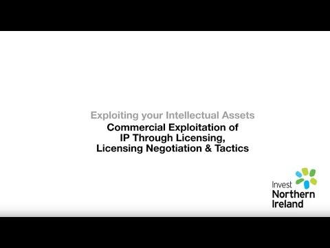 Commercial Exploitation | Protecting and Exploiting Intellectual Property