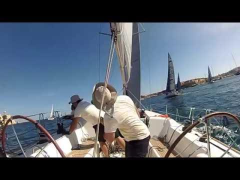 Rolex Middle Sea Race Start