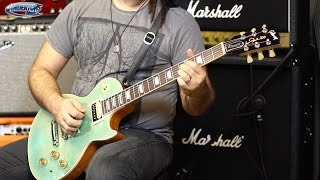 Gibson 2015 Les Pauls - Classic Vs Deluxe - The Official Chappers & The Capt Review!