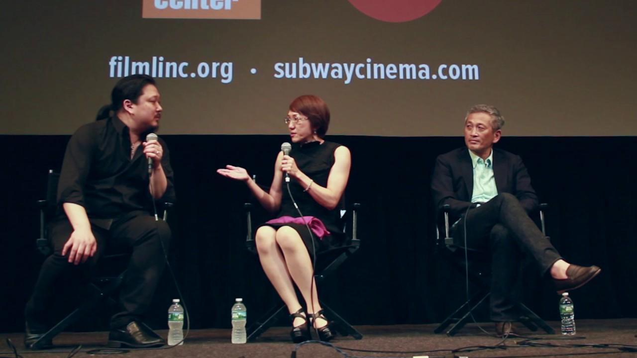 'Close-Knit' Q&A | Naoko Ogigami and Noriaki Takagi | NYAFF17