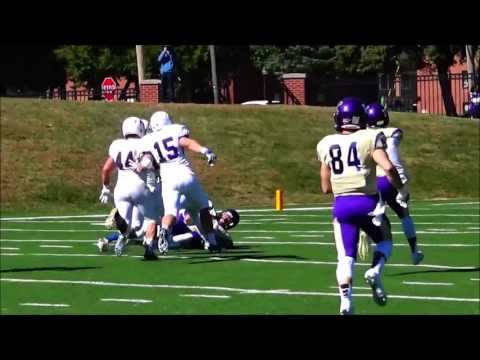 Knox College 2015 Football Recap by 15 year old Andrew Ferris