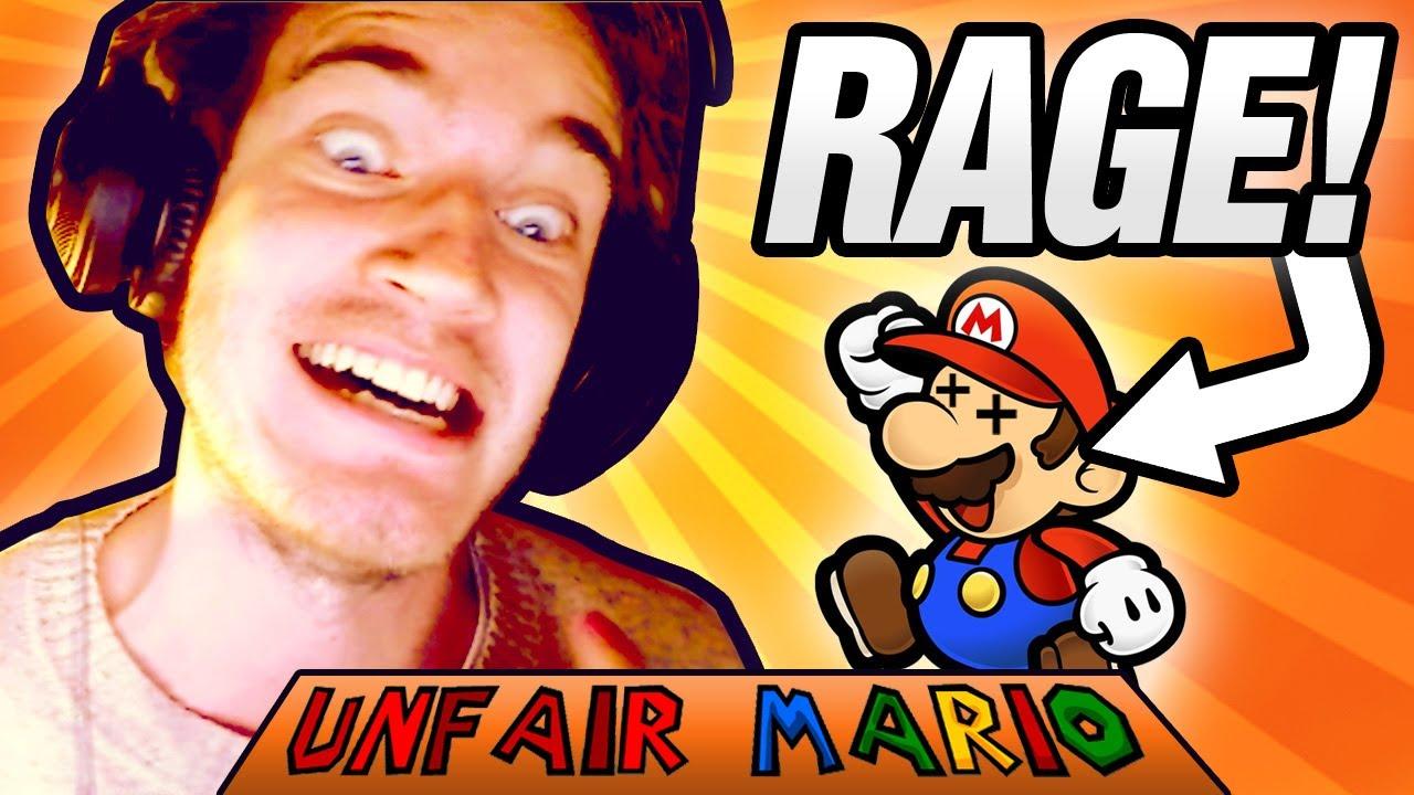 unfair mario 1 youtube