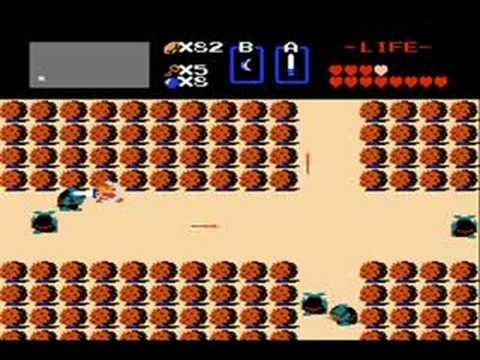 The Legend of Zelda NES walkthrough (Quest 1) part 4 (3/3) - YouTube