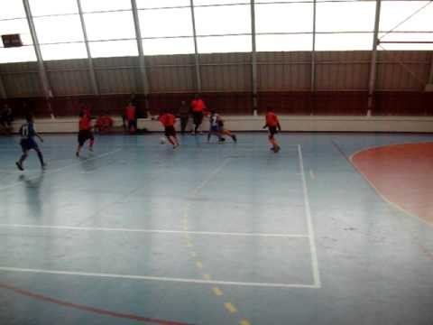 tournoi futsal U11 csc toulon est