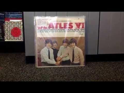 Beatles Vinyl Collection: USA ~ Beatles 65 - HELP!