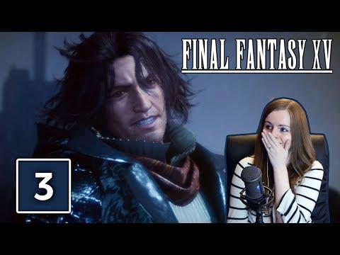ARDYN BOSS FIGHT | Final Fantasy XV Episode Ignis Gameplay Walkthrough Part 3