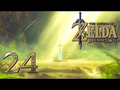 The Legend of Zelda: Breath of the Wild ITA [Parte 24 - La Spada Suprema]