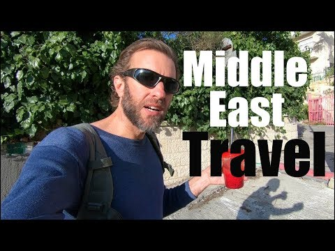 Is It Safe to Travel in ISRAEL & the Middle East?