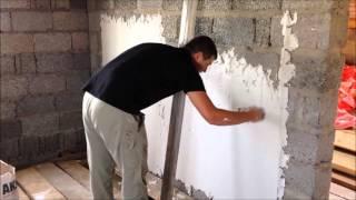 Штукатурка гипсовая AKSOLIT A1(Применяется для выравнивания стен и потолков под оклейку обоями, покраску, облицовку керамической плиткой...., 2015-09-29T08:29:08.000Z)