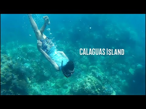 WATCH: WHAT OTHER THINGS TO DO IN CALAGUAS ISLAND, CAMARINES NORTE, PHILIPPINES