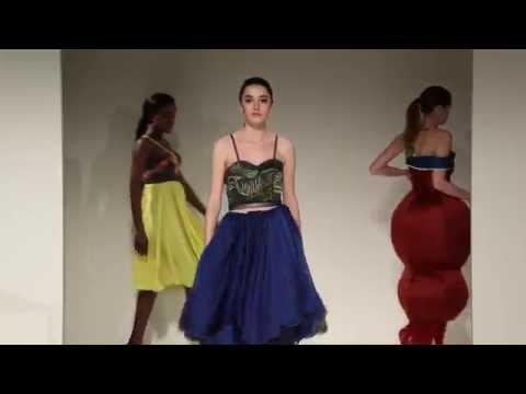 The PVH Philadelphia University Annual Fashion Show: 2015