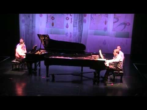 Bach Dancing and Dynamite Society - Brahms Haydn Variations