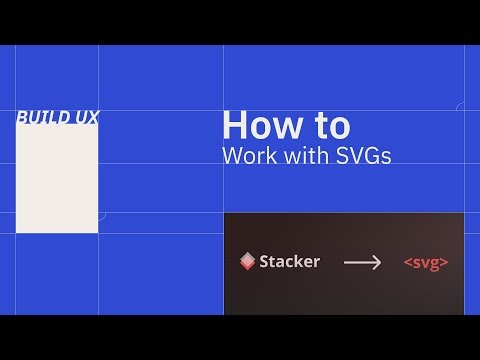 How To Work With SVGs In Figma, HTML, And CSS   Optimized SVG Icons