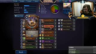 Eternal Deck Tech - Dark Combrei