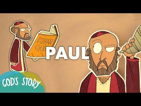 God's Story: Paul
