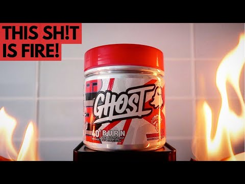 GHOST BURN Thermogenic Fat Burner Review | Did This Actually Help Me Burn Fat?