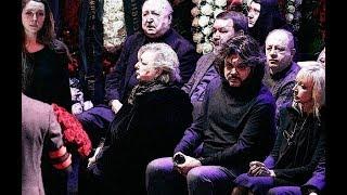 Инцидент случившийся на похоронах Галины Волчек напугал всю Россию