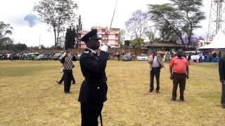 Nyeri deputy governor presides Mashujaa Day celebrations