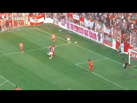 Gol de Pablo Palavecino para el triunfo de Zapla por 1 a 0 a San Martín
