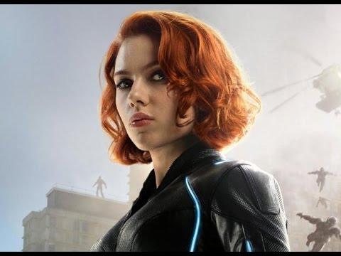 Scarlett Johansson Still Wants 'Black Widow' Movie: 'She's Got a Really Rich Origins Story'