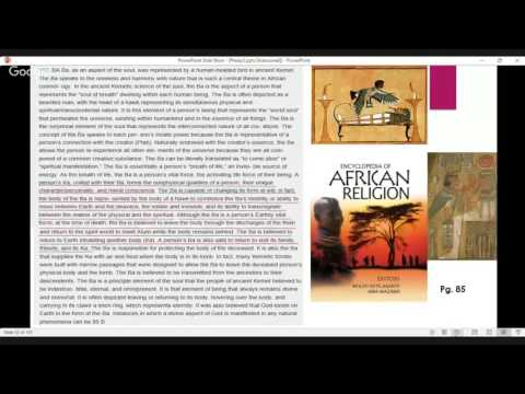 The Nile Valley Hebrew: THE MOTHER THEY MISSED PT3