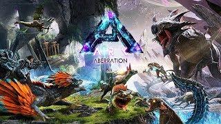 ARK: Survival Evolved - NEW DINOSAUR PLANET!! (ARK Aberration)