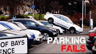 Hilarious Parking Fails - These WILL Hurt To Watch