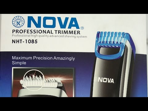 Nova Prime Series NHT 1085 Cordless Trimmer