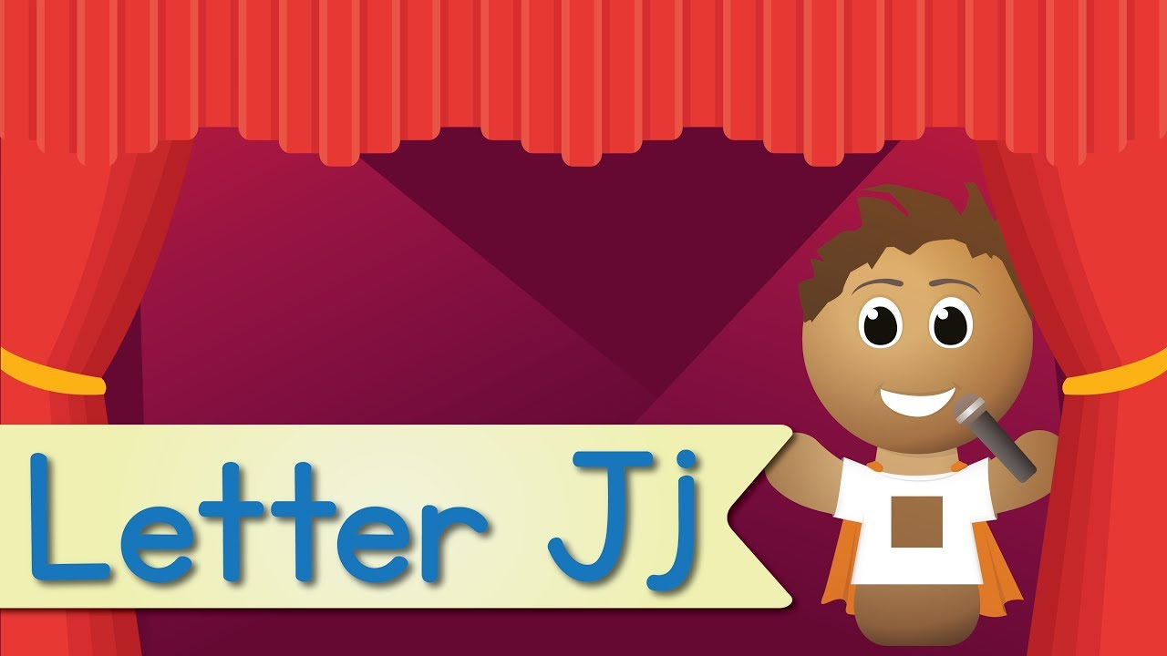 Letter J Song ficial Letter J Music Video by Have Fun Teaching