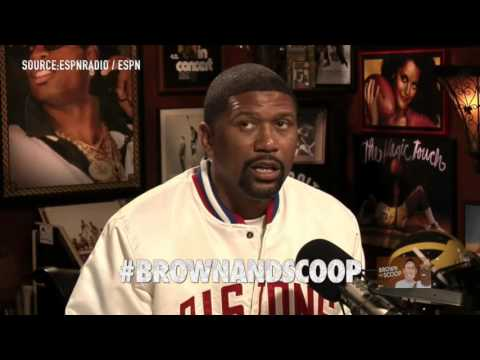 ESPN's Jalen and Jacoby Discuss Samaki Walker Interview On Brown and Scoop Podcast