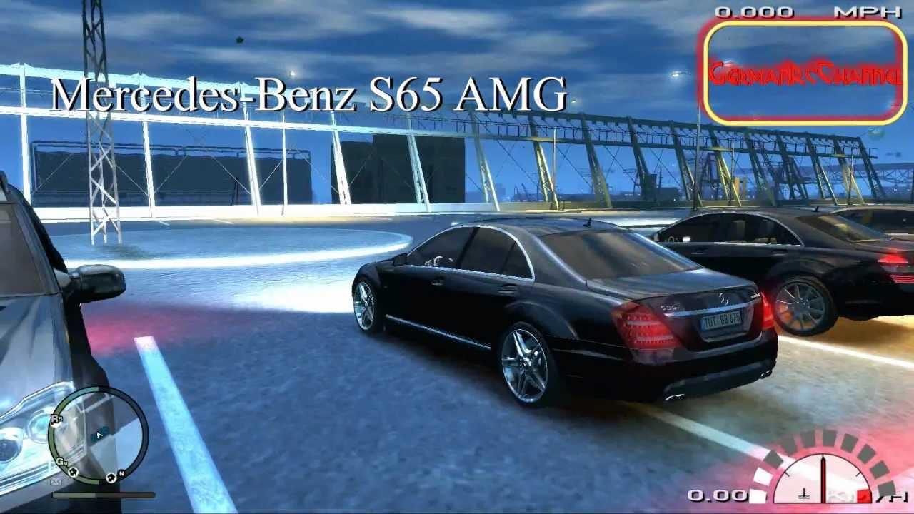 Gta 4 Luxury Cars