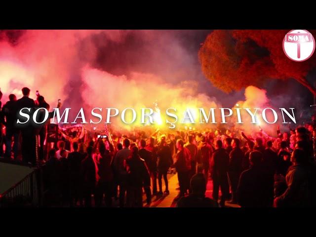 Somaspor Play-Off'ta.