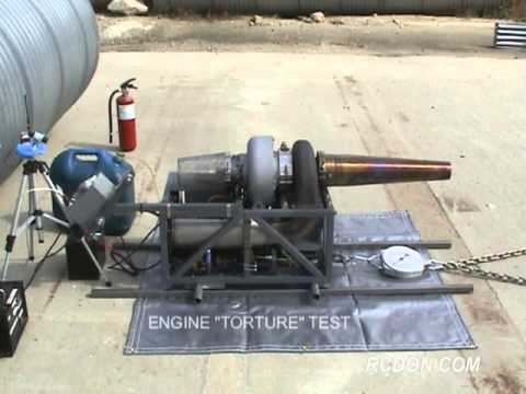 how to build a simple jet engine
