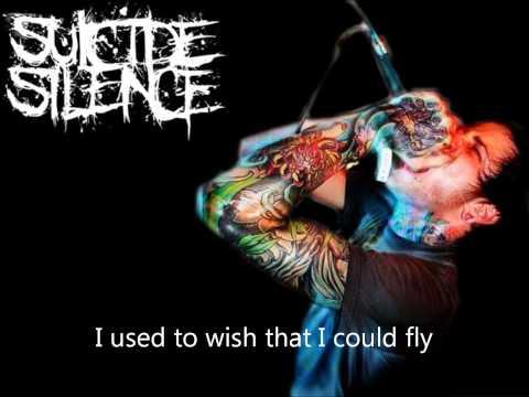 Suicide Silence - Witness the Addiction (Lyrics on screen)