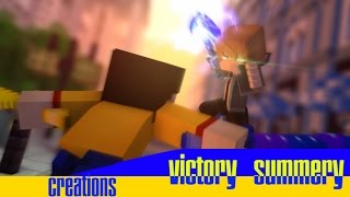 MGB Battle - Victory Summery vs WillesFilmz - Minecraft fight animation