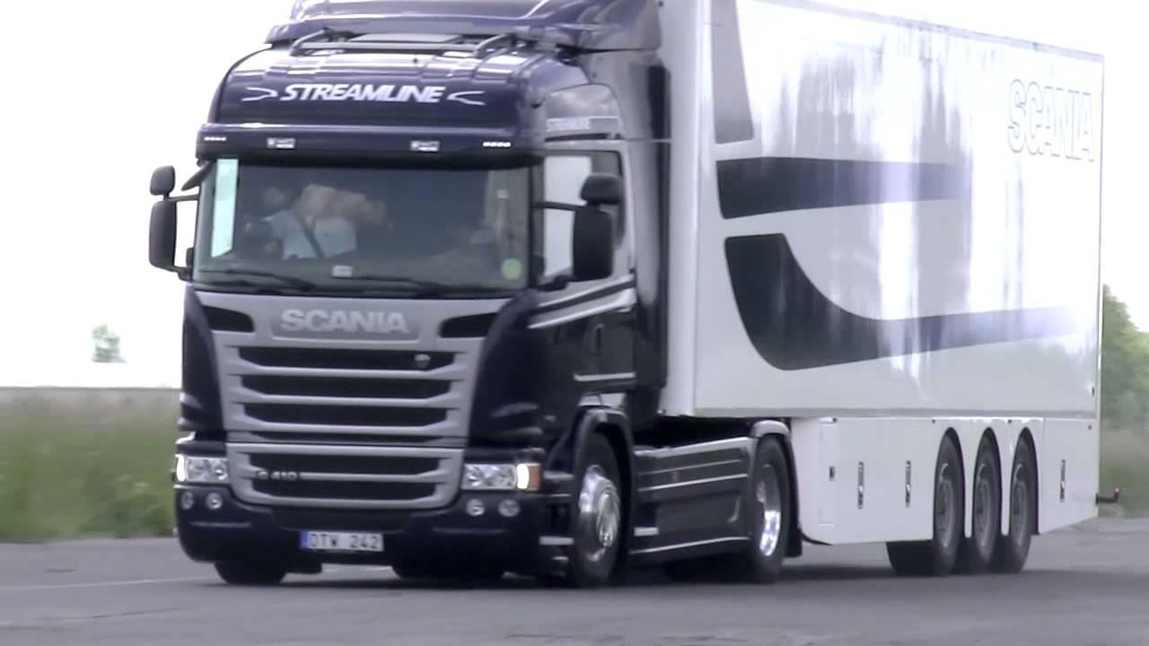 Kuba kamioňákem: Scania G410 v testu!