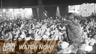 Krept & Konan, Stormzy, Yungen & Sneakbo SHUTDOWN Reading Festival | Link Up TV