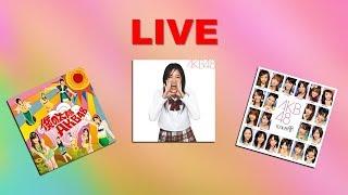 [LIVE] UNBOXING Singles antigos do AKB48