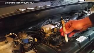 видео Как сделать компрессометр для двигателя своими руками