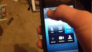 Straight Talk iPhone 5 from Walmart Unboxing/Activation with Speed Test