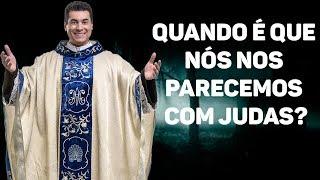 Quando é que nós nos parecemos com Judas? - Padre Chrystian Shankar thumbnail