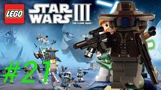 LEGO Star Wars 3: TCW. Прохождение - #21 «Захват заложников» (Доп. миссия)
