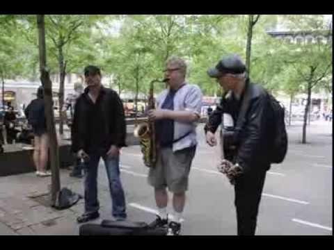 Carlos Mandelbaum with Steven Baldwin on Guitar